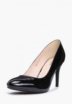 Туфли, Pierre Cardin, цвет: черный. Артикул: MP002XW0FI9N. Обувь / Туфли / Закрытые туфли