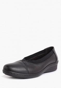 Туфли, Kynuria, цвет: черный. Артикул: MP002XW0FI9O. Обувь / Туфли / Закрытые туфли