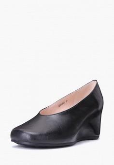 Туфли, Pierre Cardin, цвет: черный. Артикул: MP002XW0FI9W. Обувь / Туфли / Закрытые туфли