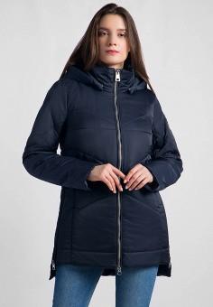 Куртка утепленная, Finn Flare, цвет: синий. Артикул: MP002XW0IWZV. Одежда