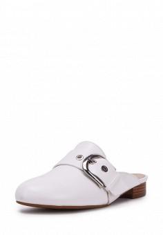 Сабо, T.Taccardi, цвет: белый. Артикул: MP002XW0IY91. Обувь