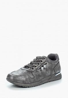 Кроссовки, Saivvila, цвет: серый. Артикул: MP002XW0IZ3P. Обувь / Кроссовки и кеды / Кроссовки
