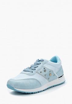 Кроссовки, Saivvila, цвет: голубой. Артикул: MP002XW0IZ43. Обувь / Кроссовки и кеды / Кроссовки