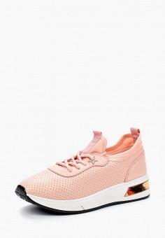Кроссовки, Saivvila, цвет: розовый. Артикул: MP002XW0IZ55. Обувь / Кроссовки и кеды / Кроссовки