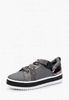 Кеды, Saivvila, цвет: серый. Артикул: MP002XW0IZ56. Обувь / Кроссовки и кеды / Кеды