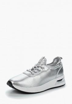 Кроссовки, Saivvila, цвет: серебряный. Артикул: MP002XW0IZ57. Обувь / Кроссовки и кеды / Кроссовки
