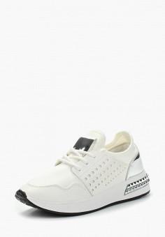 Кроссовки, Saivvila, цвет: белый. Артикул: MP002XW0IZ5A. Обувь / Кроссовки и кеды / Кроссовки