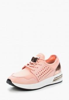 Кроссовки, Saivvila, цвет: розовый. Артикул: MP002XW0IZ5B. Обувь / Кроссовки и кеды / Кроссовки