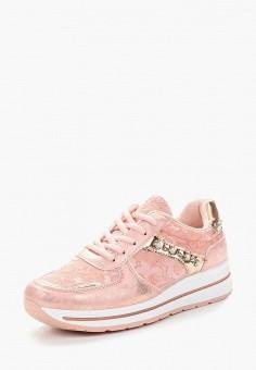 Кроссовки, Saivvila, цвет: розовый. Артикул: MP002XW0IZ6G. Обувь / Кроссовки и кеды / Кроссовки
