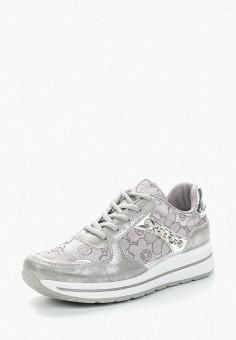 Кроссовки, Saivvila, цвет: серый. Артикул: MP002XW0IZ6H. Обувь / Кроссовки и кеды / Кроссовки