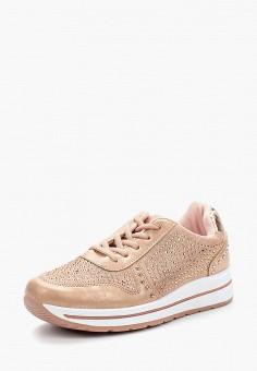 Кроссовки, Saivvila, цвет: розовый. Артикул: MP002XW0IZ6L. Обувь / Кроссовки и кеды / Кроссовки
