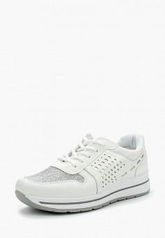 Кроссовки, Saivvila, цвет: белый. Артикул: MP002XW0IZ6O. Обувь / Кроссовки и кеды / Кроссовки