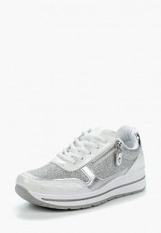 Кроссовки, Saivvila, цвет: серебряный. Артикул: MP002XW0IZ74. Обувь / Кроссовки и кеды / Кроссовки