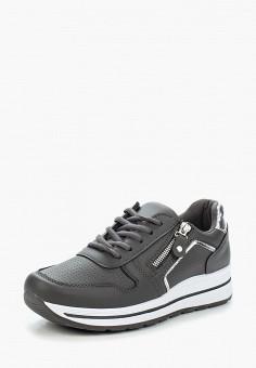 Кроссовки, Saivvila, цвет: серый. Артикул: MP002XW0IZ7A. Обувь / Кроссовки и кеды / Кроссовки