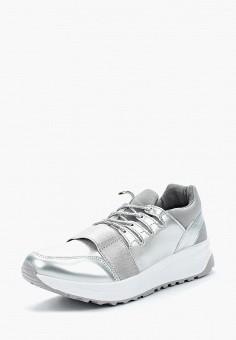 Кроссовки, Saivvila, цвет: серебряный. Артикул: MP002XW0IZ7D. Обувь / Кроссовки и кеды / Кроссовки