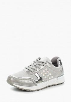 Кроссовки, Saivvila, цвет: серебряный. Артикул: MP002XW0IZ7L. Обувь / Кроссовки и кеды / Кроссовки