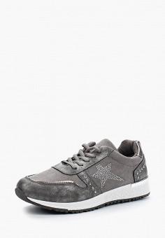 Кроссовки, Saivvila, цвет: серый. Артикул: MP002XW0IZ8D. Обувь / Кроссовки и кеды / Кроссовки