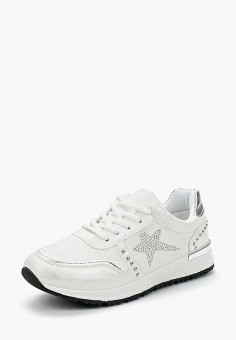 Кроссовки, Saivvila, цвет: белый. Артикул: MP002XW0IZ8F. Обувь / Кроссовки и кеды / Кроссовки