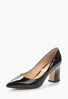 Туфли, Vitacci, цвет: черный. Артикул: MP002XW0QWQZ. Обувь / Туфли / Закрытые туфли