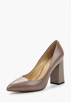 Туфли, Vitacci, цвет: коричневый. Артикул: MP002XW0QWRJ. Обувь / Туфли / Закрытые туфли