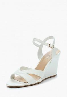 Босоножки, T.Taccardi, цвет: белый. Артикул: MP002XW0SFYW. Обувь