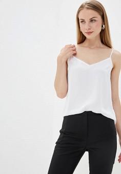 Топ Zarina, цвет белый, размер 48RU