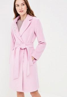Пальто, Incity, цвет: розовый. Артикул: MP002XW0XH7B. Одежда / Верхняя одежда / Пальто