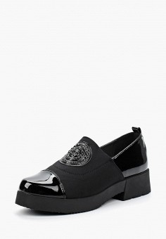 Туфли, Chezoliny, цвет: черный. Артикул: MP002XW0XJMR. Обувь / Туфли / Закрытые туфли