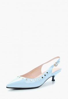 Туфли, Berkonty, цвет: голубой. Артикул: MP002XW0XJNI. Обувь