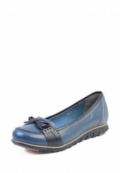 Лоферы, Airbox, цвет: синий. Артикул: MP002XW0XJTL. Обувь / Туфли / Закрытые туфли
