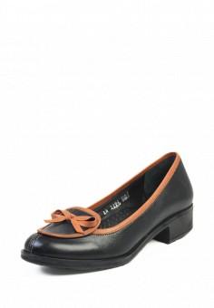 Туфли, Airbox, цвет: черный. Артикул: MP002XW0XJTP. Обувь / Туфли / Закрытые туфли