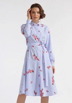 Платье, Lova, цвет: мультиколор. Артикул: MP002XW0Y6B3. Одежда