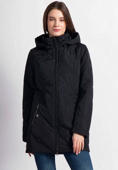 Куртка утепленная, Finn Flare, цвет: черный. Артикул: MP002XW130UA. Одежда / Верхняя одежда / Демисезонные куртки