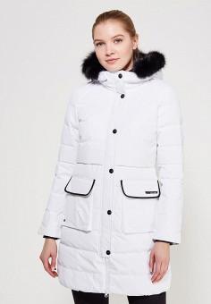 Пуховик, Anta, цвет: белый. Артикул: MP002XW136XF. Одежда / Верхняя одежда / Зимние куртки