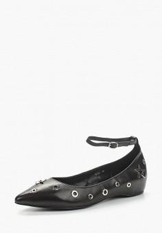 Туфли, Vitacci, цвет: черный. Артикул: MP002XW13HF4. Обувь / Туфли / Закрытые туфли