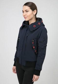Куртка, Ostrich, цвет: синий. Артикул: MP002XW13KYL. Одежда / Верхняя одежда / Демисезонные куртки