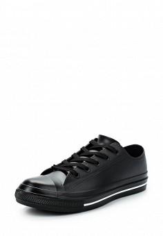 Кеды, Tervolina, цвет: черный. Артикул: MP002XW13MAE. Обувь / Кроссовки и кеды / Кеды