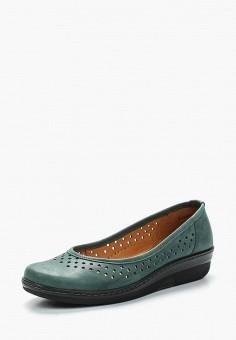 Туфли, Romer, цвет: зеленый. Артикул: MP002XW13PUK. Обувь / Туфли / Закрытые туфли
