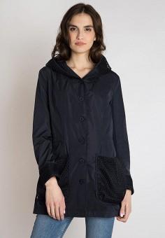Куртка, Finn Flare, цвет: синий. Артикул: MP002XW13SNY. Одежда / Верхняя одежда / Легкие куртки и ветровки