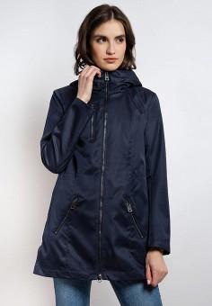 Куртка, Finn Flare, цвет: синий. Артикул: MP002XW13SR6. Одежда / Верхняя одежда / Легкие куртки и ветровки