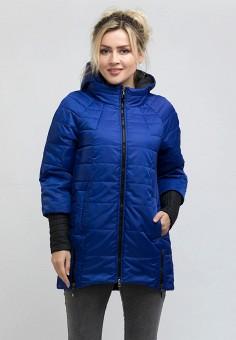 Куртка утепленная, Rosso Style, цвет: синий. Артикул: MP002XW13SS7. Одежда / Верхняя одежда / Демисезонные куртки