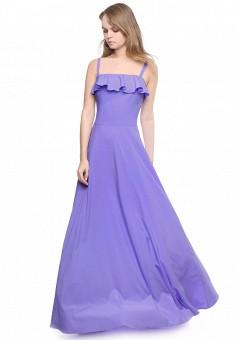 Платье, Marichuell, цвет: фиолетовый. Артикул: MP002XW13SZV. Одежда