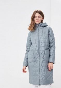 Куртка утепленная, Winterra, цвет: голубой. Артикул: MP002XW13T8Y. Одежда / Верхняя одежда / Демисезонные куртки