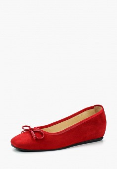 Туфли, Hestrend, цвет: красный. Артикул: MP002XW13U5T. Обувь / Туфли / Закрытые туфли