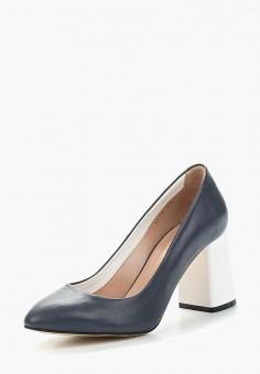 Туфли, Hestrend, цвет: синий. Артикул: MP002XW13U6L. Обувь / Туфли / Закрытые туфли