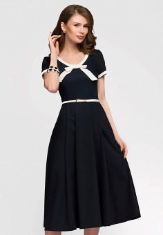 Платье, 1001dress, цвет: синий. Артикул: MP002XW13UL2. Одежда / Платья и сарафаны