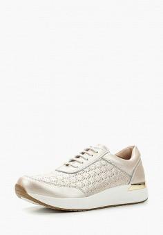 Кроссовки, Tervolina, цвет: розовый. Артикул: MP002XW13VVW. Обувь / Кроссовки и кеды / Кроссовки