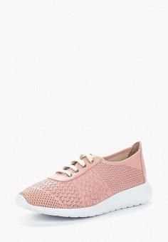 Кроссовки, Tervolina, цвет: розовый. Артикул: MP002XW13WC3. Обувь / Кроссовки и кеды / Кроссовки