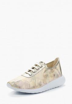 Кроссовки, Tervolina, цвет: золотой. Артикул: MP002XW13WCG. Обувь / Кроссовки и кеды / Кроссовки