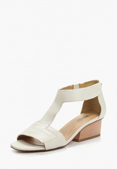 Босоножки, Vaneli, цвет: белый. Артикул: MP002XW13WXL. Обувь / Босоножки